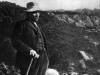 12. В.И.Ленин на прогулке в горах в окрестностях Закопане. Польша, лето 1914 года