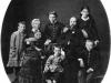 2. В.И.Ленин в гимназические годы в кругу своей семьи. Симбирск, 1879 год