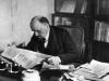 23. В.И.Ленин в своём кабинете в Кремле. Москва, октябрь 1918 года