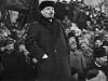 46. В.И.Ленин произносит речь на похоронах Я.М.Свердлова на Красной площади. Москва, 18 марта 1919 года
