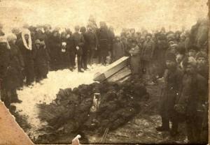 Жертвы колчаковцев
